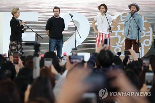 '영화의 향연' 제24회 부산국제영화제 폐막(종합)