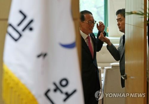 법사위 감사원 국감…검찰개혁·조국·서울시 놓고 공방(종합)