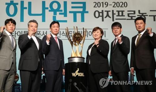 "BNK 유영주 감독의 패기 ""새내기지만 봄 농구는 충분"""
