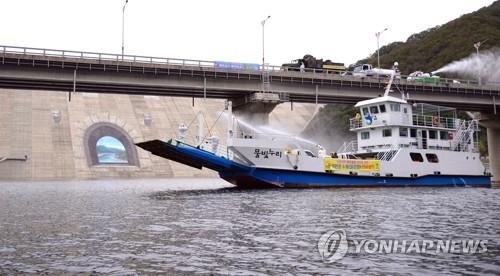 '북한강·DMZ 유입 차단하라' 최전방 돼지열병 방역 안간힘
