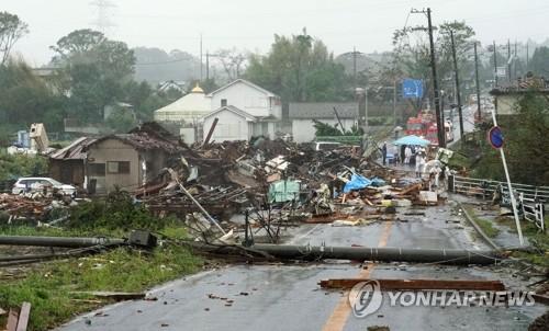태풍 '하기비스'로 日 물폭탄…1천만명 피난, 도시·교통 마비