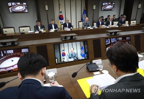 """홍남기 """"한국영화 세계 리더 발돋움 위해 제작지원 확대"""""""