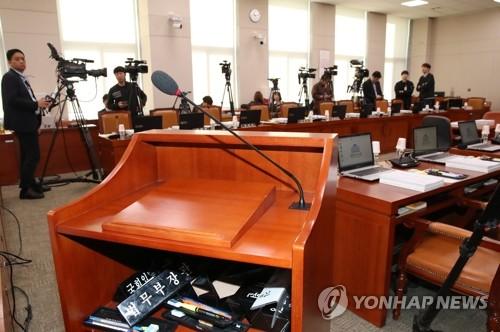 [국감현장] 법사위, 검찰개혁추진단장 SNS 막말 논란