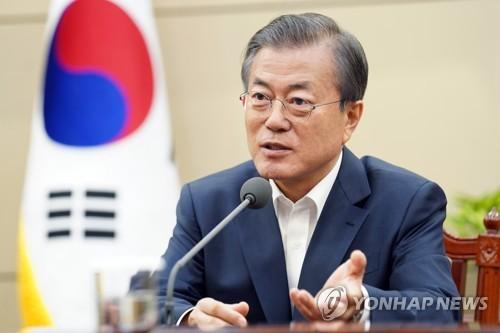 """文대통령, 내일 경제장관회의 주재…""""경제동향·정책방향 점검"""""""
