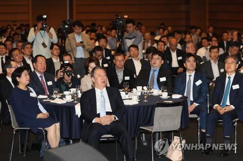 """조성욱 """"외국기업도 공정하게 법집행…중견기업도 더 모니터링""""(종합)"""