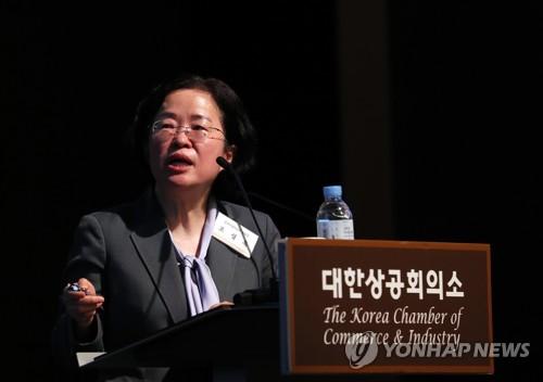 """조성욱 공정위원장 """"공정경제는 혁신을 위한 최소한의 인프라"""""""