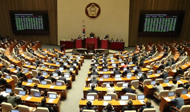 한국당 빠진 여야 대표 '정치협상회의'…檢 개혁법 처리 논의