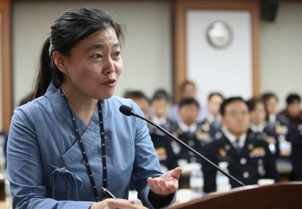 임은정 검사 국감 출석 /사진=연합뉴스