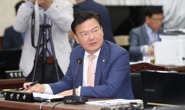 민경욱,  조국 동생 구속영장 기각한 명재권 판사 비판 /사진=연합뉴스