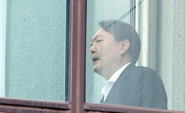 윤석열 검찰총장.