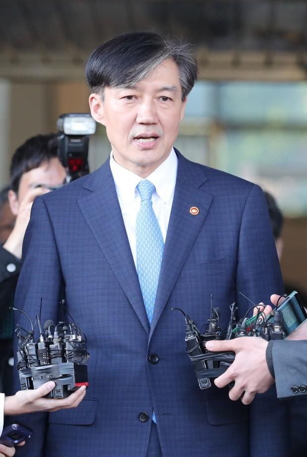 조국 전 법무부 장관 /사진=연합뉴스