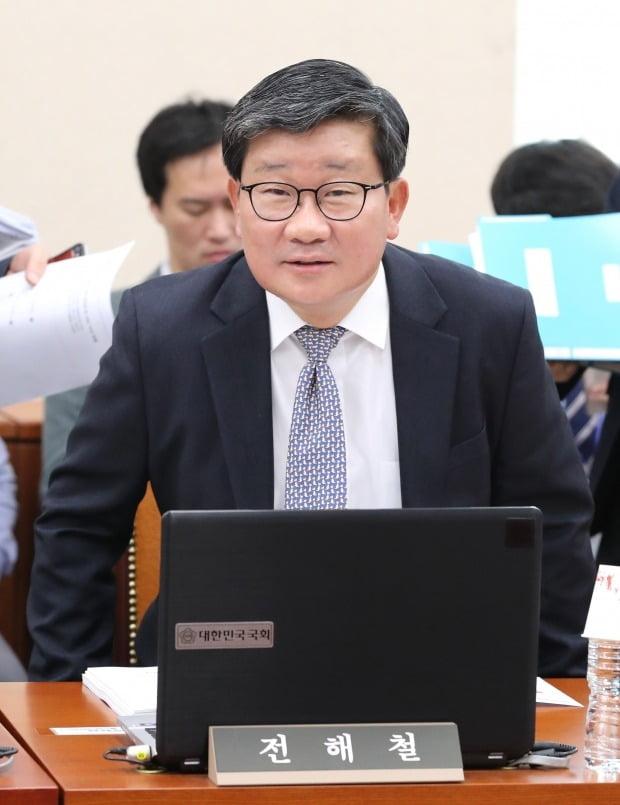더불어민주당 전해철 의원 /사진=연합뉴스