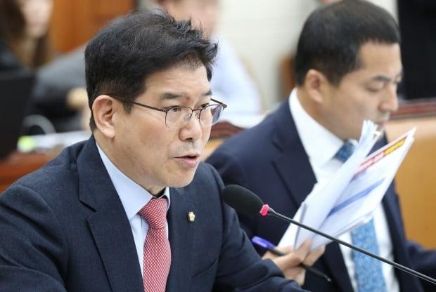 자유한국당 김성태 의원(사진=연합뉴스)