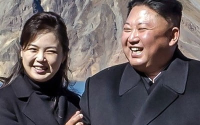 '두문불출' 리설주파다한 소문