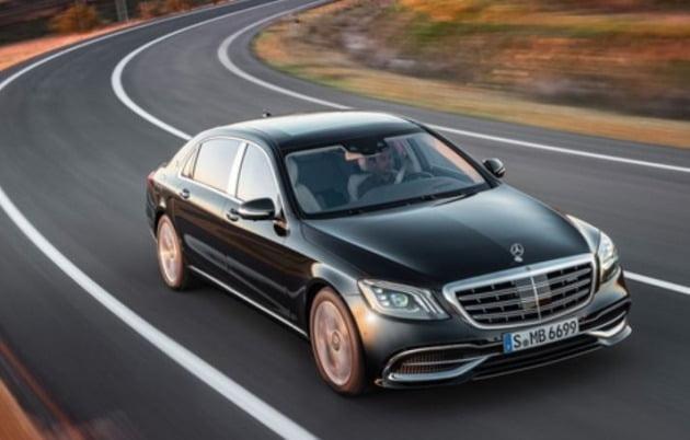 1890년 다임러는 DMG(Daimler Motoren Gesellschaft)라는 회사를 설립하면서 자동차를 개발하기 시작했고 때마침 빌헬름 마이바흐(Wilhelm Maybach)가 합류하면서 함께 다임러 엔진을 개발했다. 사진 마이바흐 S650 [사진=벤츠코리아]
