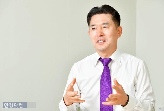 신윤성 온크루소프트 대표.