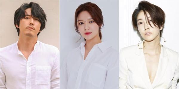 장혁·최수영·진서연 / 사진제공=싸이더스HQ·사람엔터테인먼트·진서연