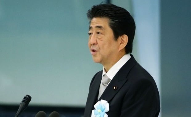 아베 신조 일본 총리 /사진=연합뉴스