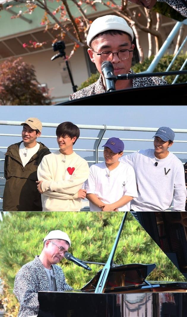 SBS '집사부일체' 김건모 /사진=SBS 제공