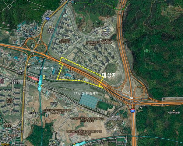 '신내컴팩트시티' 지구지정안 조건부 가결…북부간선도로 입체화