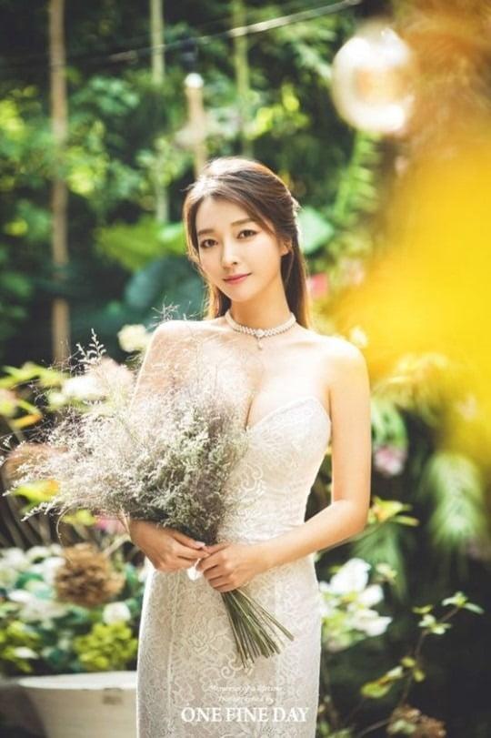 이상미 결혼 /사진=더블브이엔터테인먼트 제공
