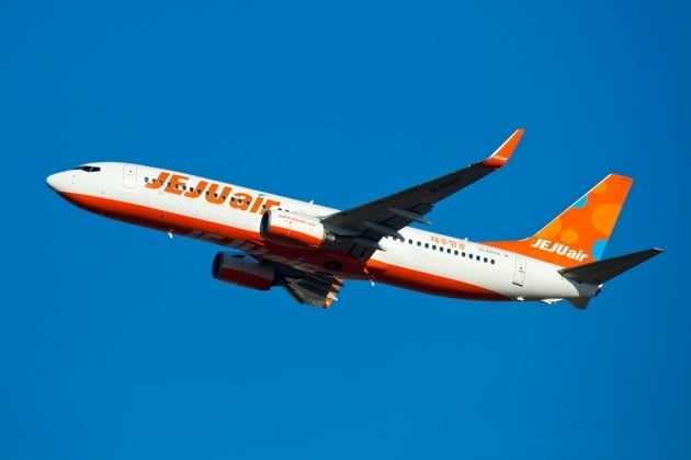 (Photo = provided by Jeju Air)