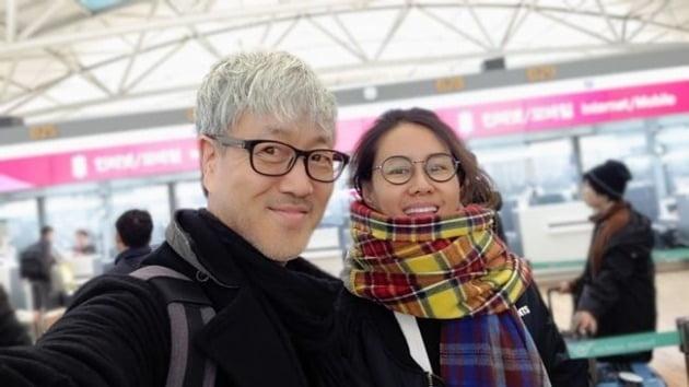 이승신 김종진 / 사진 = 이승진 SNS
