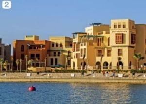 샤롬 엘 세이크의 아랍식 건축물