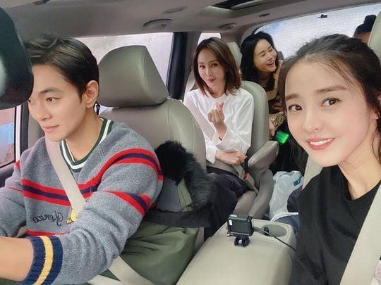 '우다사' 출연진/사진=박은혜 인스타그램
