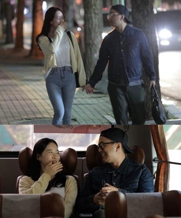 정준 김유지 열애소감 / 사진 = TV조선 제공