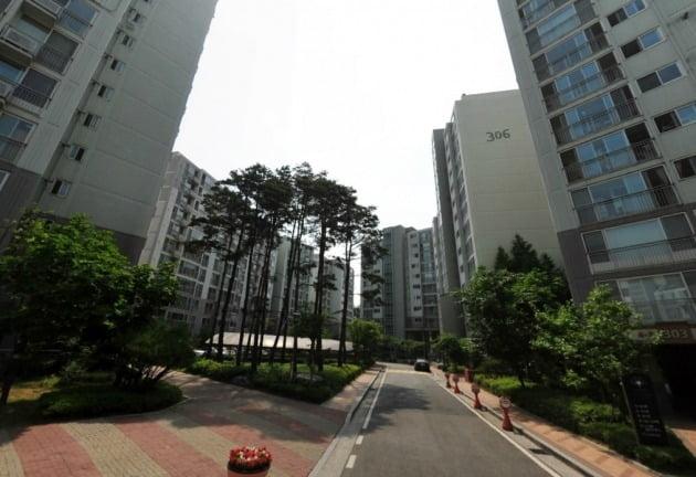 서울 장지동 송파파인타운3단지. 네이버거리뷰 캡처