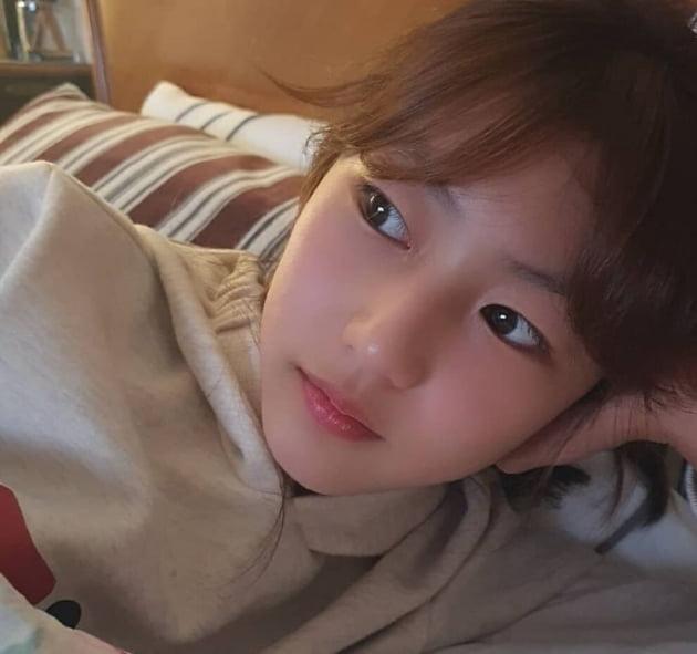 박연수 딸 송지아/사진=박연수 인스타그램