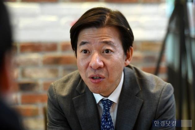 이광수 미래에셋대우 연구위원. 최혁 기자