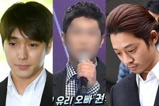 """재판부 """"정준영 징역 6년·최종훈 5년·유리 오빠 4년"""" 선고"""