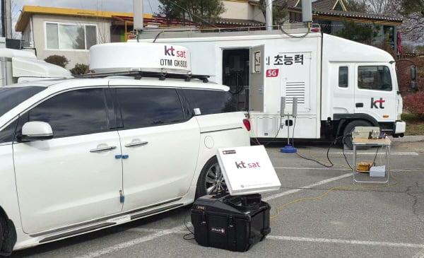 글로벌코넷, 통신3사 통합 위성기반 LTE 복구 차량 'GK800' 출시
