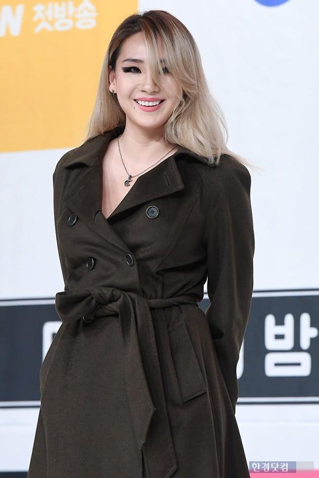 씨엘(CL), YG와 결별 /사진=한경DB