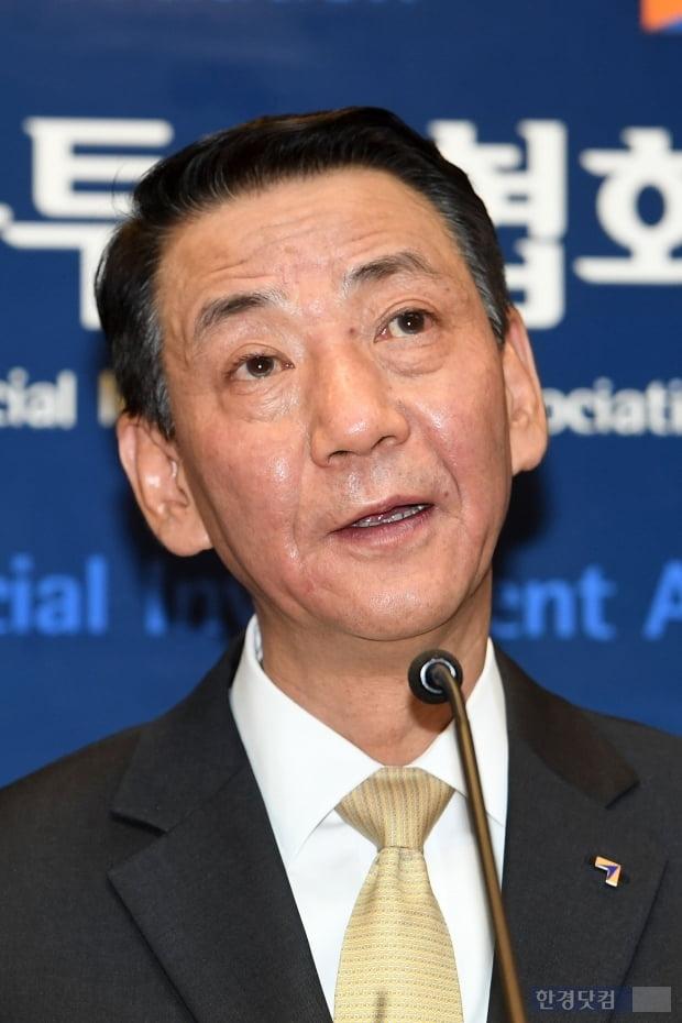 권용원 금융투자협회 회장/사진=한경DB