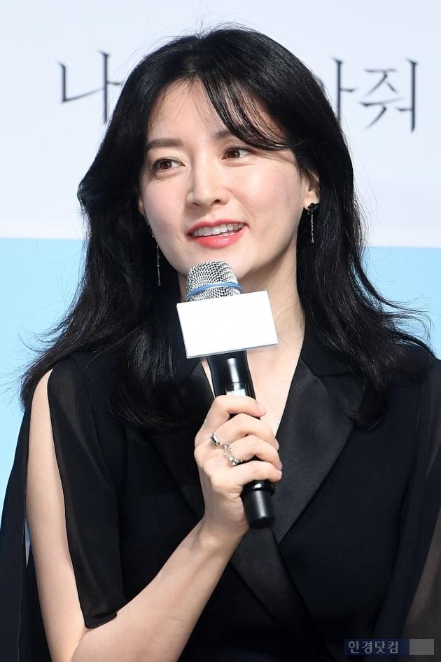 """14년 만에 복귀 이영애 """"'나를 찾아줘' 터닝포인트가 될 작품"""" [일문일답]"""