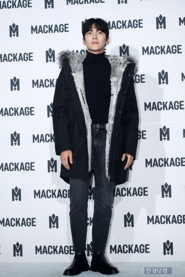 [포토] 지창욱, '겨울 패션은 이렇게~'