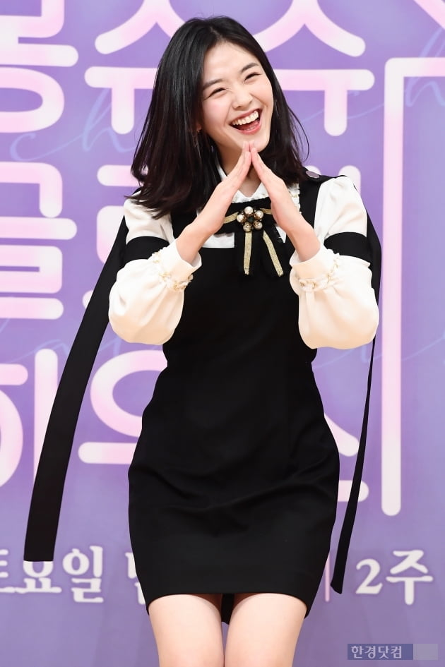 [포토] 김시은, '깨물어주고 싶은 깜찍 미소~'