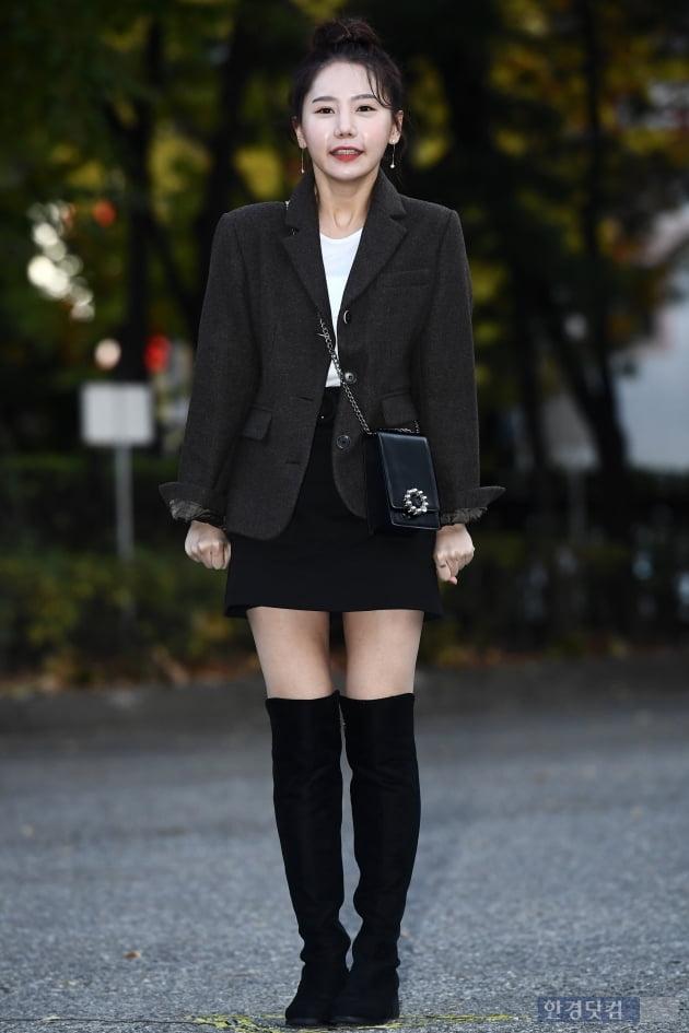 [포토] 송하예, '볼수록 사랑스러워~'