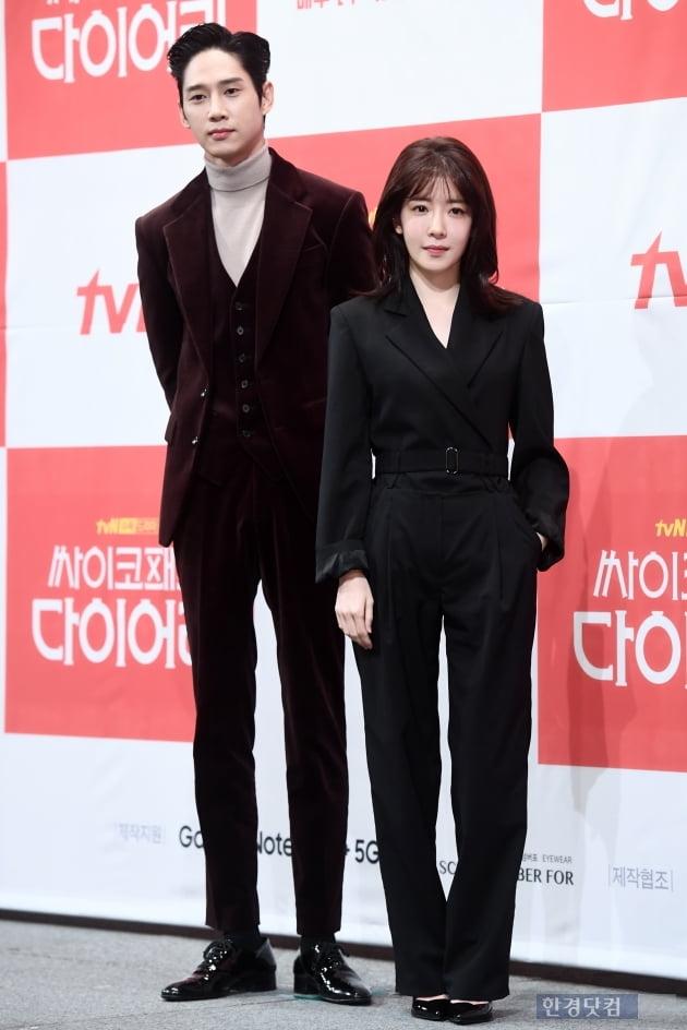 [포토] 박성훈-정인선, '눈길 사로잡는 멋진 모습'