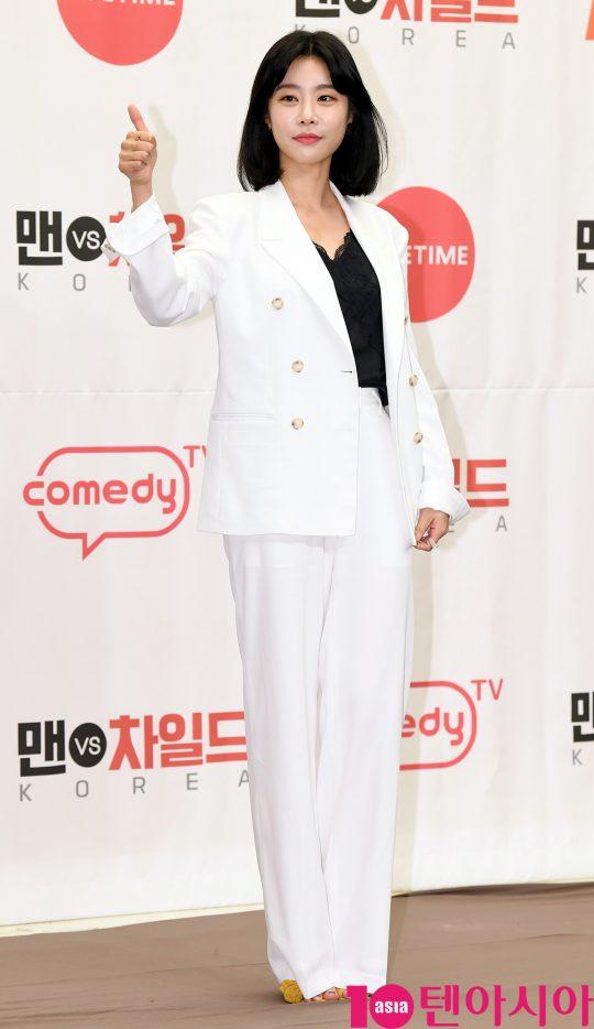 배우 박소진. /텐아시아DB