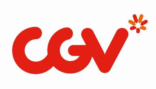 CJ CGV 로고. /사진제공=CJ CGV