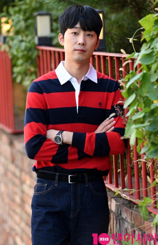 영화 '니나 내나'에서 3남매 중 까칠하지만 다정한 막내 재윤 역으로 열연한 배우 이가섭. /조준원 기자 wizard333@