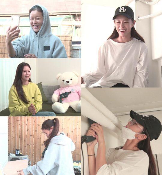 '나 혼자 산다'의 경수진./사진제공=MBC