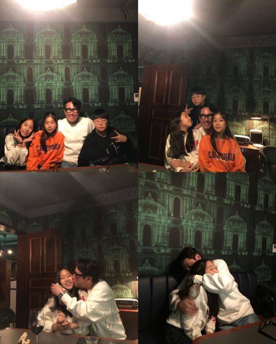 윤종신 가족./ 사진=인스타그램