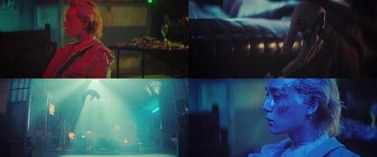 사진 = DAWN 솔로 싱글 'MONEY' 뮤직비디오 티저 영상 캡처