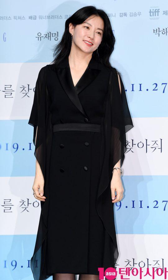 배우 이영애. /텐아시아DB