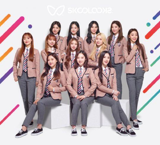 그룹 이달의 소녀 / 사진제공=스쿨룩스